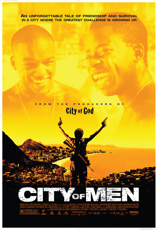 City of Men Poster #1
