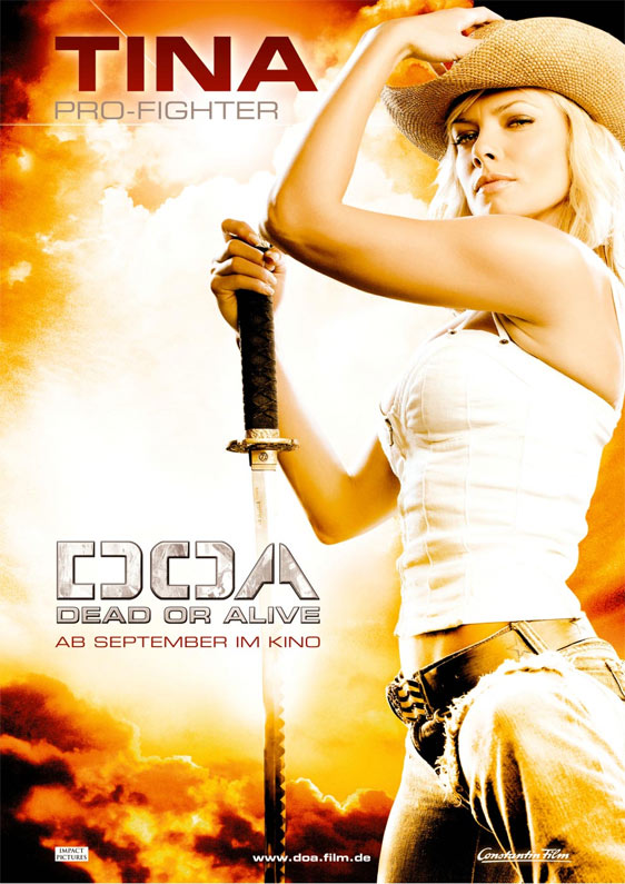 DOA: Dead or Alive Poster #2
