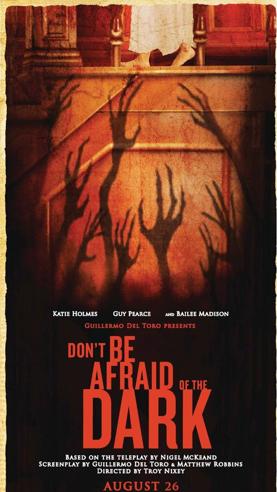 Don't Be Afraid of the Dark Poster #2