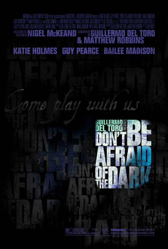 Don't Be Afraid of the Dark Poster #4