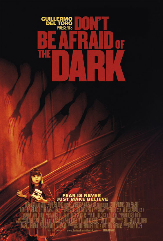 Don't Be Afraid of the Dark Poster #5