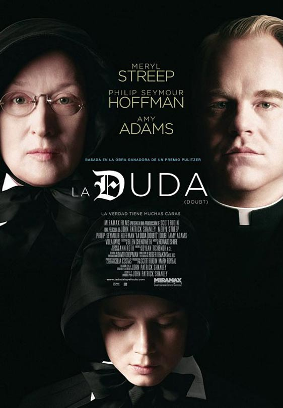Doubt Poster #2