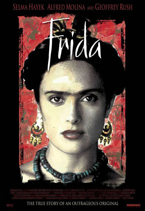 Frida Poster #1