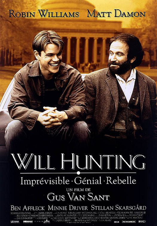 Good Will Hunting Poster #2
