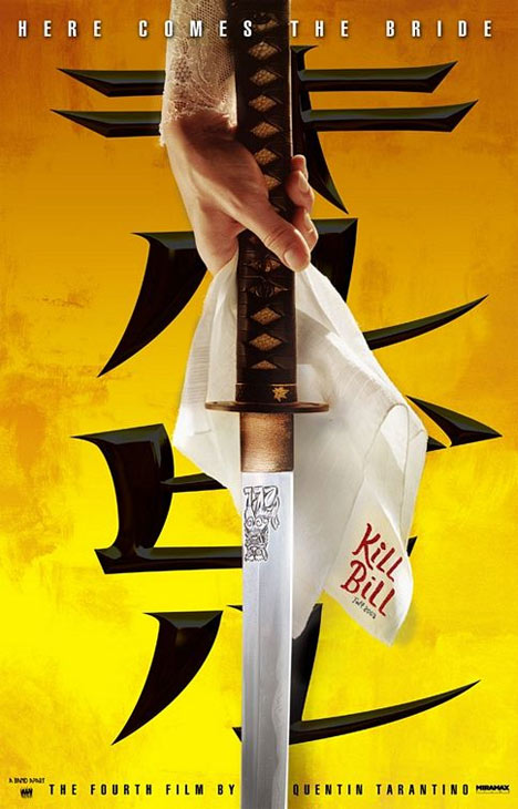 Kill Bill Vol. 1 Poster #1