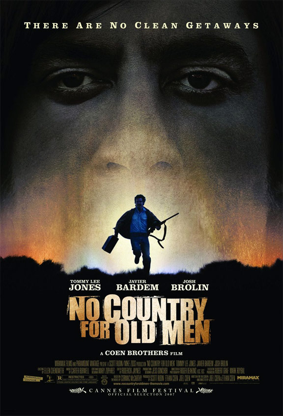No Country for Old Men Poster #2
