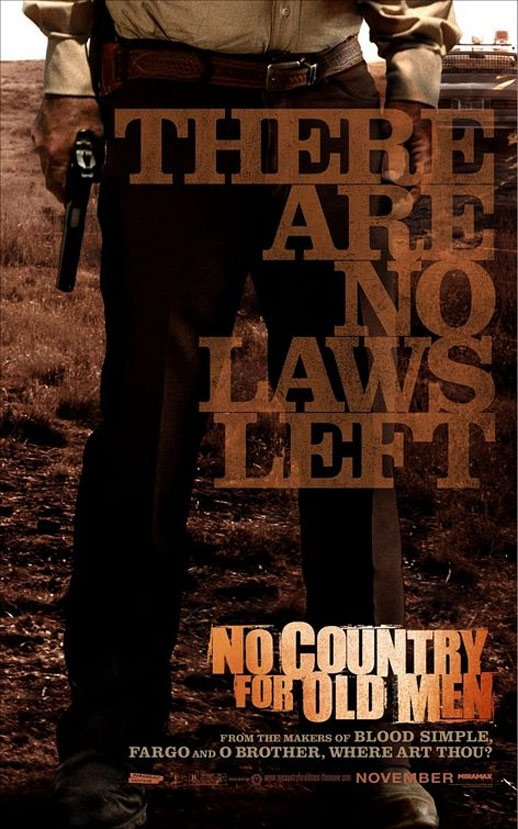 No Country for Old Men Poster #4