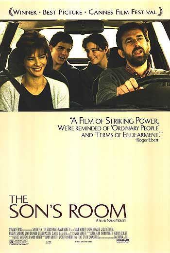 The Son's Room Poster