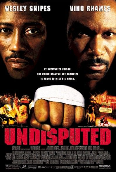Undisputed Poster #1