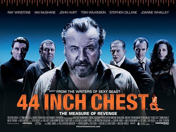 44 Inch Chest Poster #1