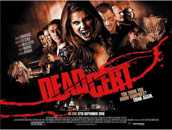 Dead Cert Poster #2