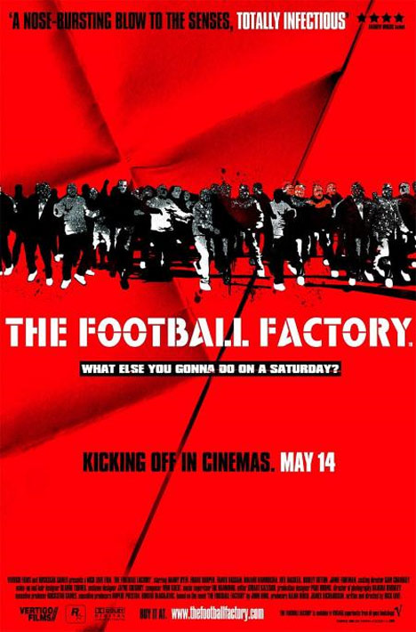 The Football Factory Poster #1