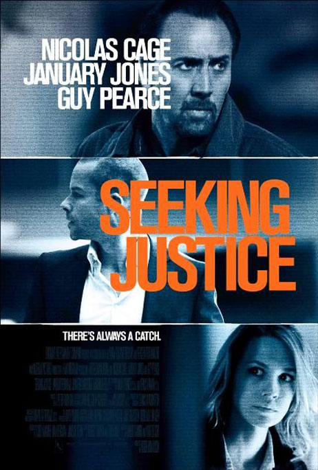 Seeking Justice Poster #4