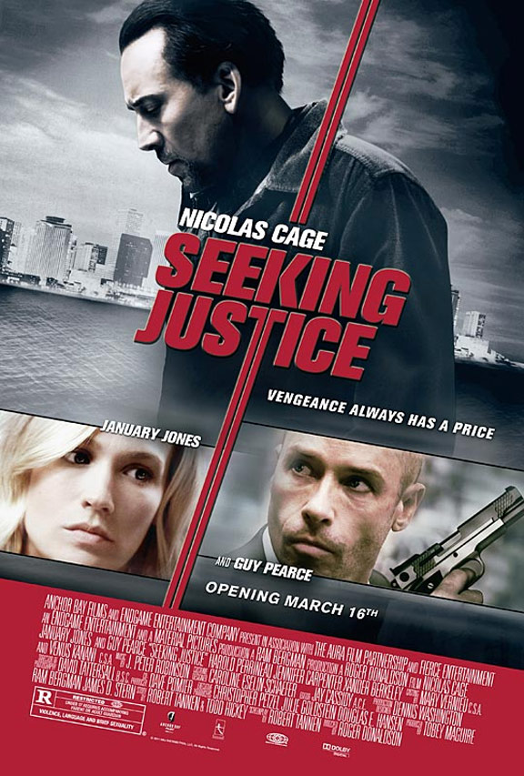 Seeking Justice Poster #6