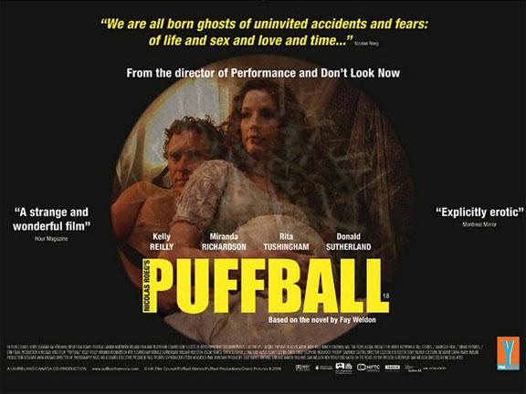 Puffball Poster