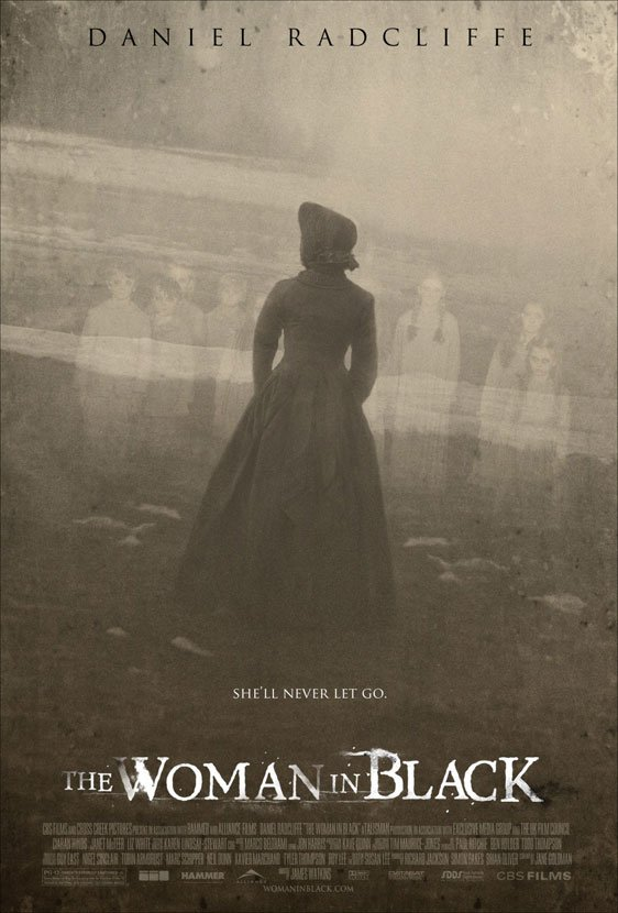The Woman in Black Poster #5