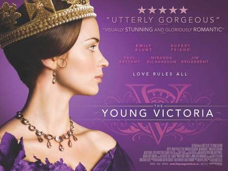 The Young Victoria Poster #1