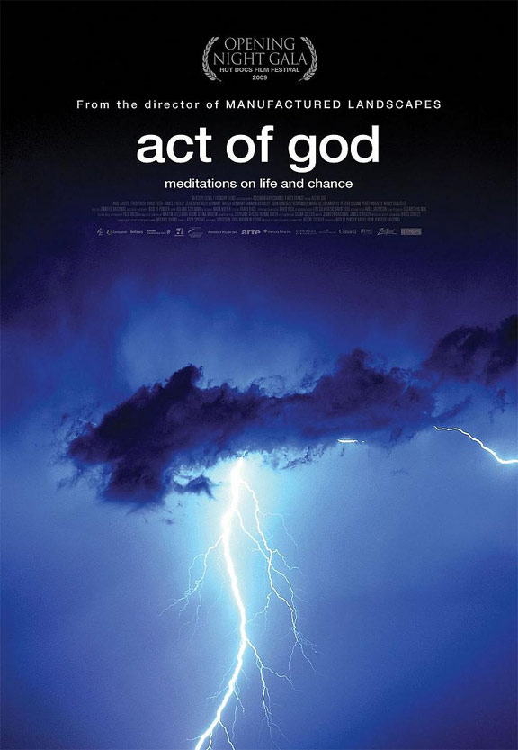 Act of God Poster