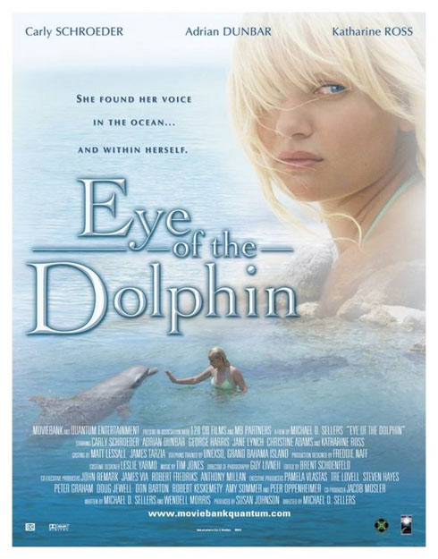 Eye of the Dolphin Poster #1