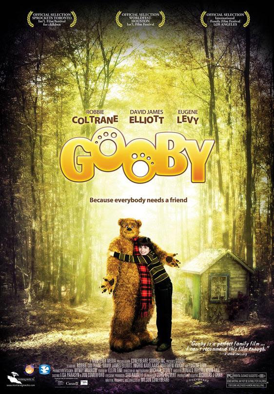 Gooby Poster #1