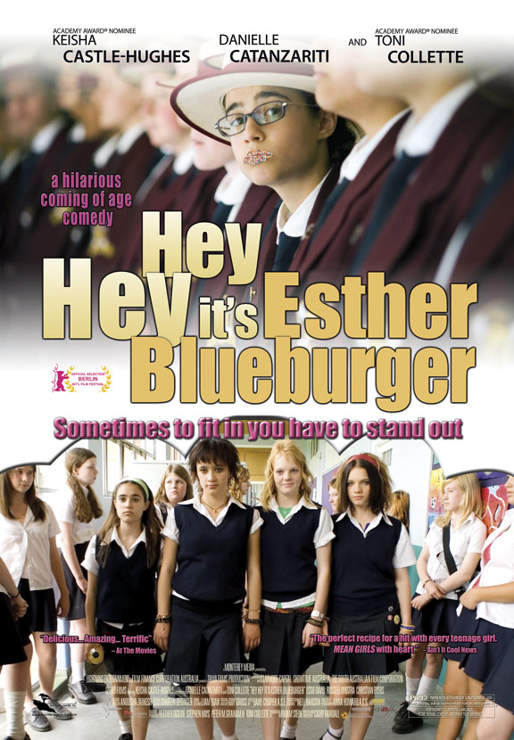Hey Hey It's Esther Blueburger Poster #2