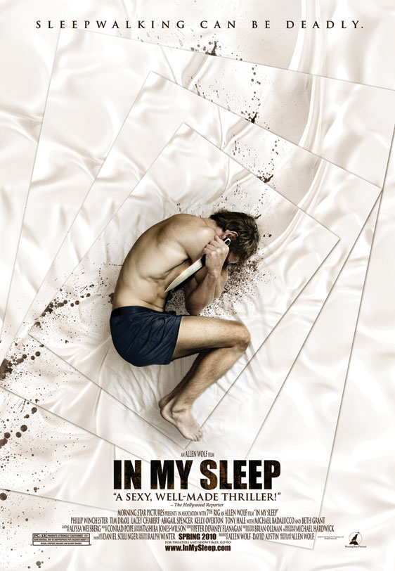 In My Sleep Poster #1