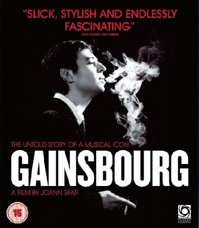 Gainsbourg: A Heroic Life Poster