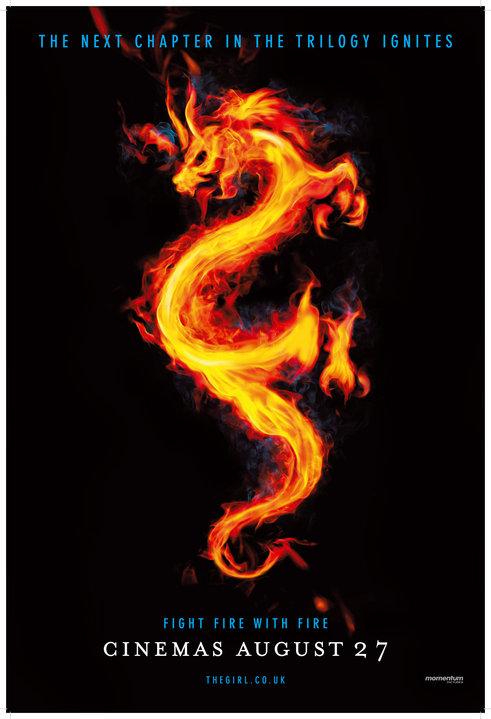 The Girl With The Dragon Tattoo (Män som hatar kvinnor) Poster #7