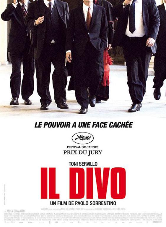 Il divo 2009 poster 1 trailer addict - Il divo movie ...