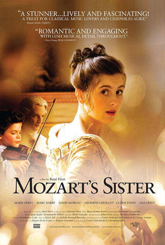 Mozart's Sister Poster #1