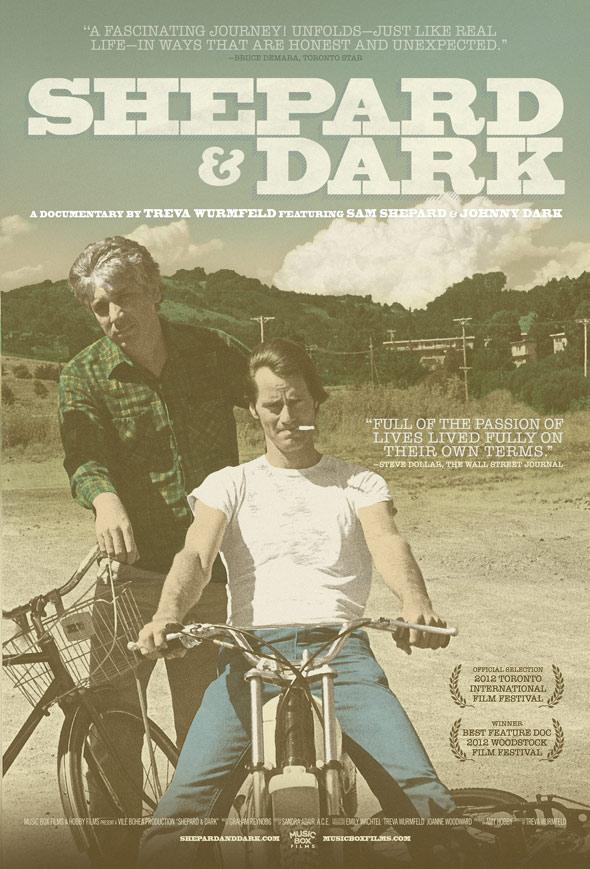 Shepard & Dark Poster #1