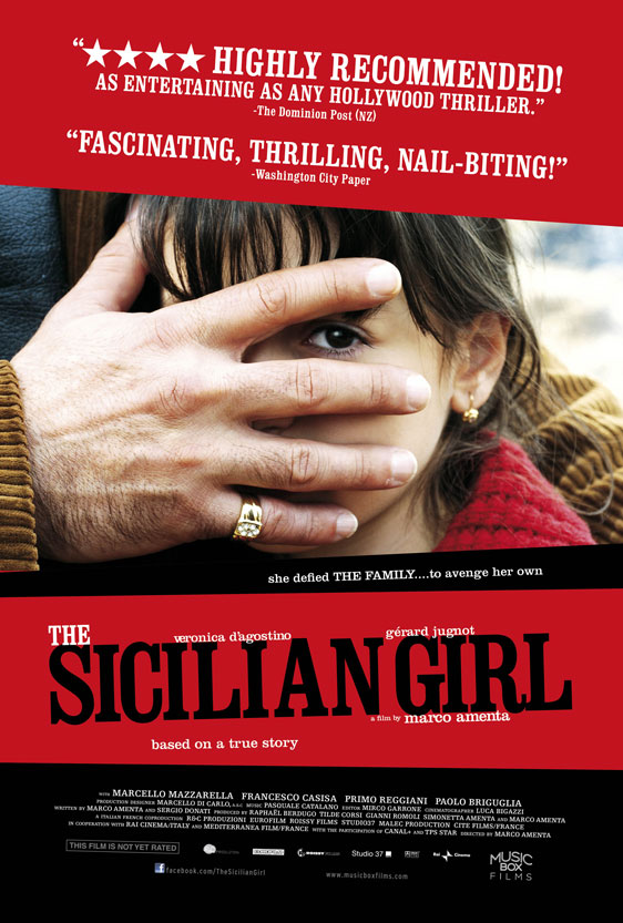 The Sicilian Girl Poster #1