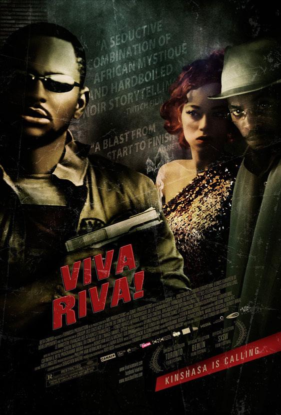 Viva Riva! Poster #2