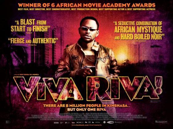 Viva Riva! Poster #3