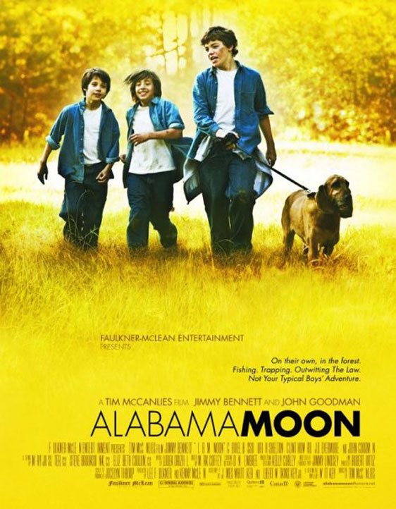 Alabama Moon Poster