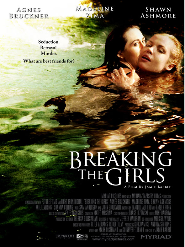 Breaking the Girls Poster #1