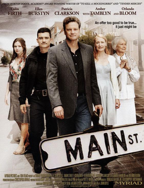 Main Street Poster