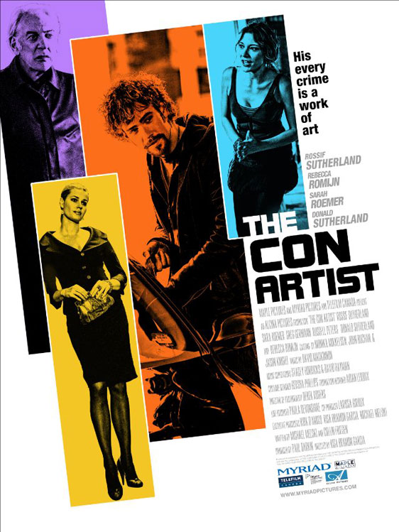 The Con Artist Poster #1