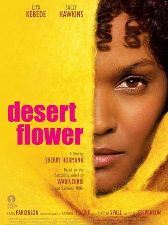 Desert Flower Poster #1