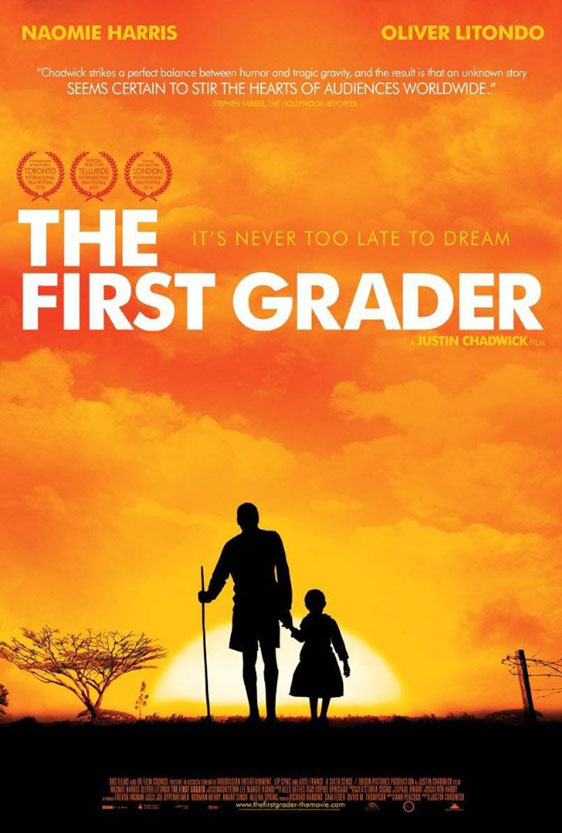 The First Grader Poster #1