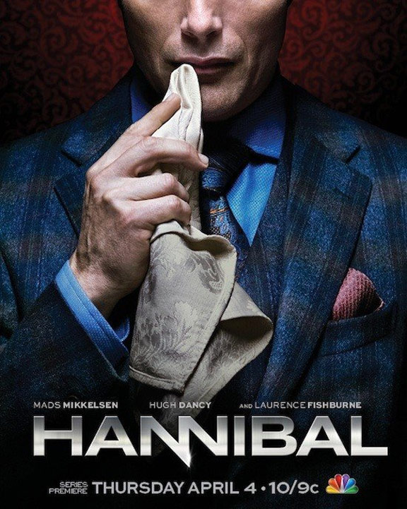 Hannibal (TV) Poster