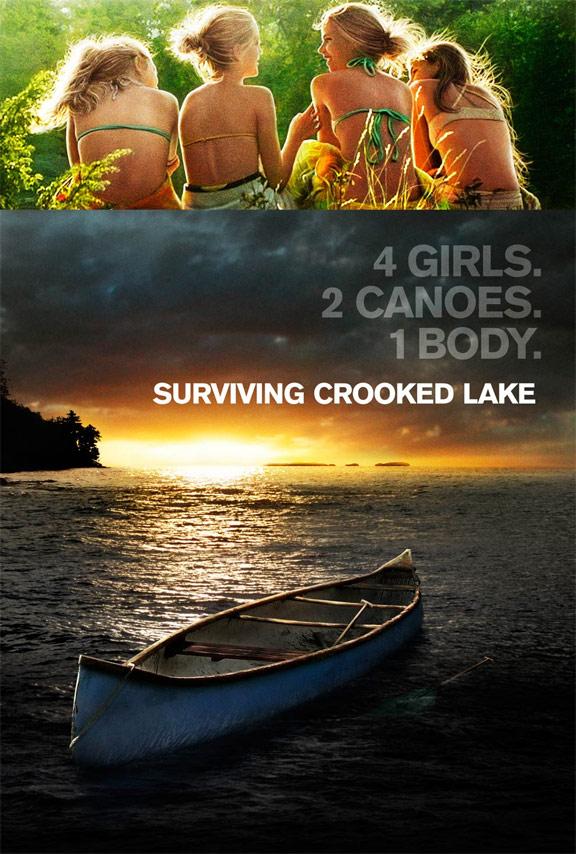 Surviving Crooked Lake Poster #1