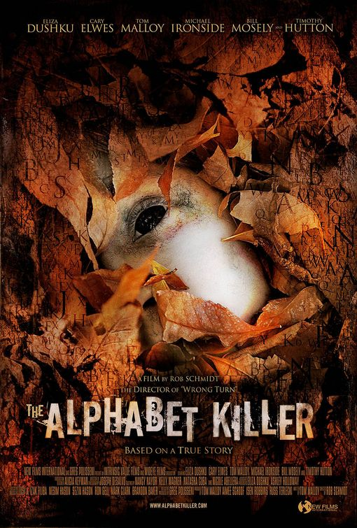The Alphabet Killer Poster