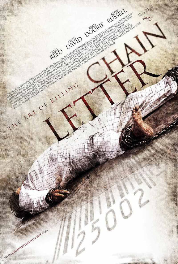 Chain Letter Poster #4