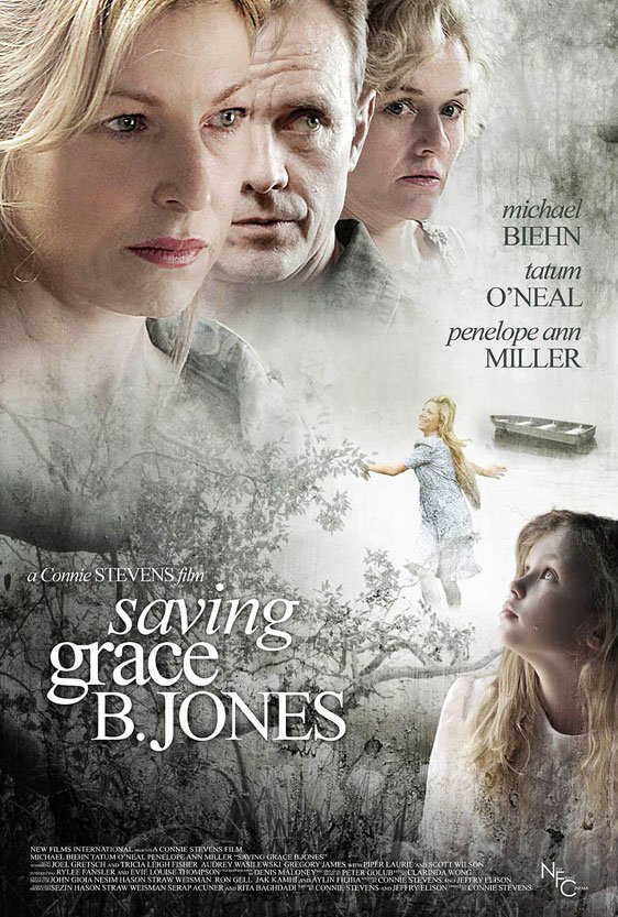 Saving Grace B. Jones Poster