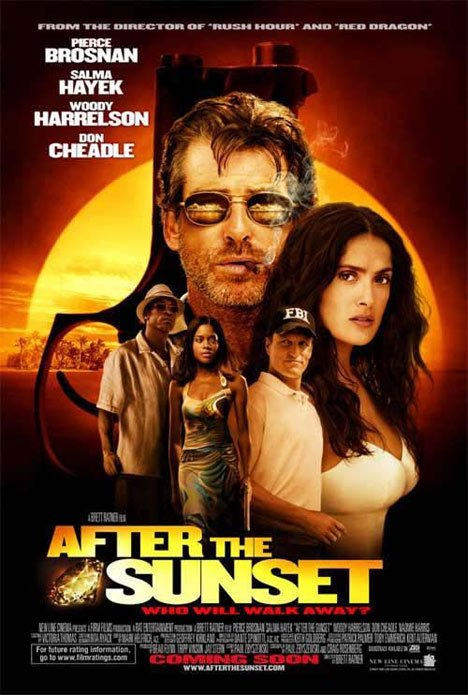 After the Sunset Poster #1