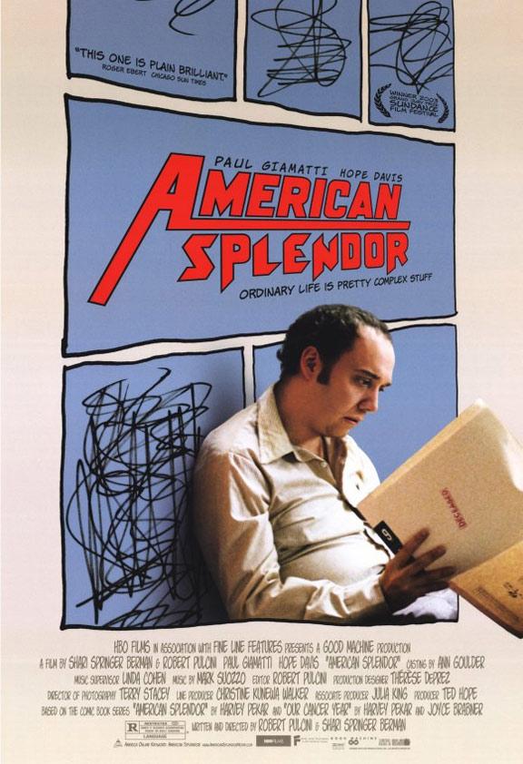 American Splendor Poster #1