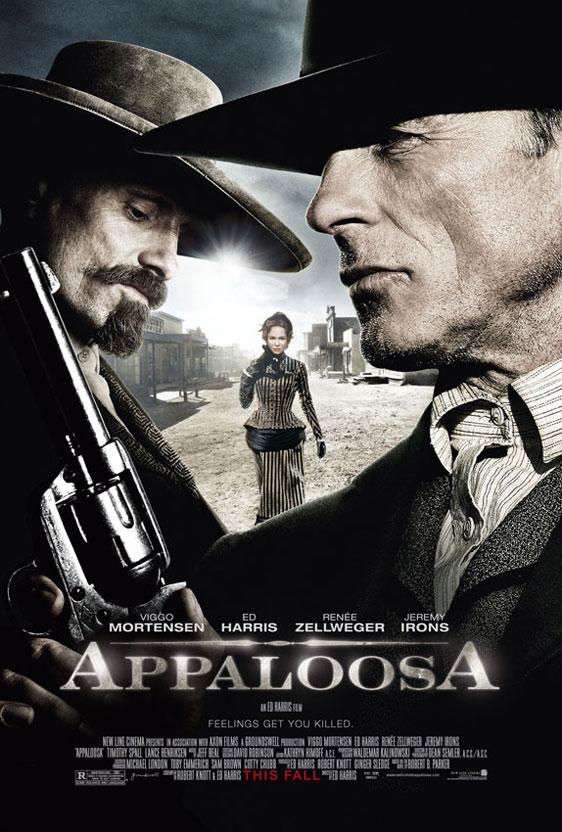 Appaloosa Poster