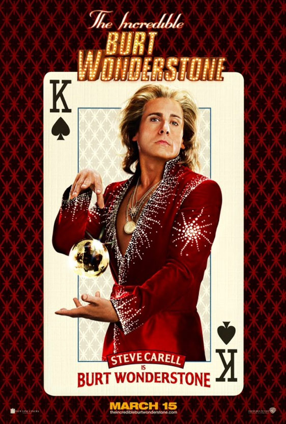 The Incredible Burt Wonderstone Poster #1