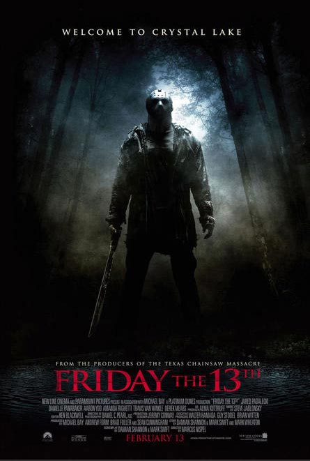 Friday the 13th Poster #2